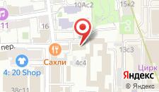 Хостел Калинка на карте