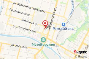 Адрес Тулагорсвет на карте