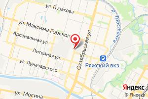 Адрес Этон-Энергетик на карте