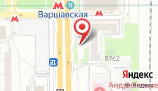 Гостевой дом Варшавка - New на карте