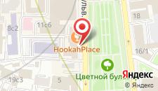 Отель Венеция на карте