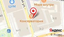 Отель Арарат Парк Хаятт на карте