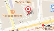 Гостиница Артель на карте