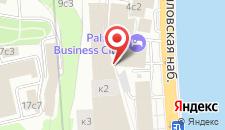 Отель Пальмира Бизнес Клуб на карте