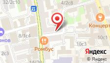 Хостел Макаров Третьяковка на карте