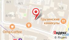 Хостел ONE Кузнецкий Мост на карте