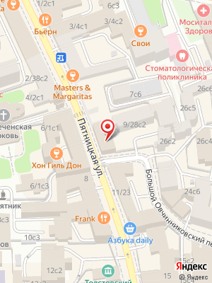 Dom.Cafe на карте