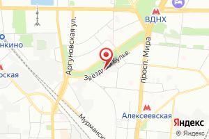 Адрес Специализированная база Мосводоканал на карте