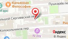 Мини-отель На Сретенке на карте
