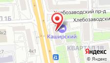 Мини-отель Каширский на карте