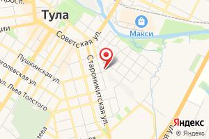 Адрес Электрическая подстанция ПС № 219 Центральная АО ТЭС на карте