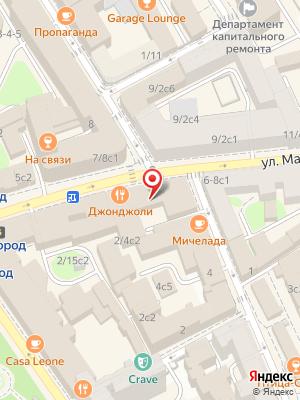 ББ & Бургерс на карте