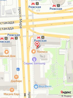Хинкальный Дом Тбилисо на карте