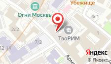Мини-отель Золотой ключик на карте