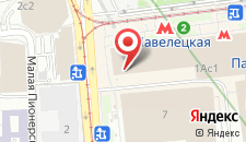Отель ГородОтель на карте