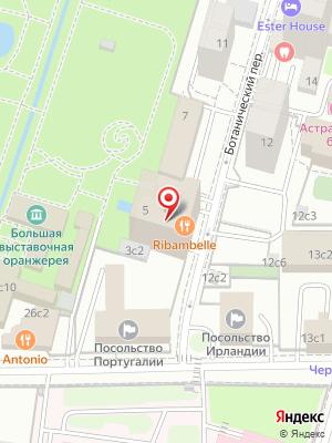 Ribambelle Green на карте