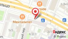 Отель Сухаревка на карте