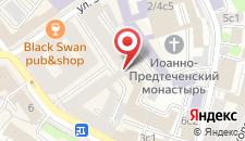Хостел Солянка на карте