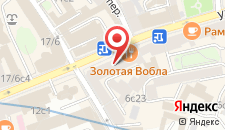 Бутик-Отель Чемодановъ на карте