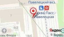 Гостиница ГородОтель на карте