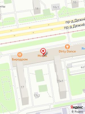 ChaCha на карте