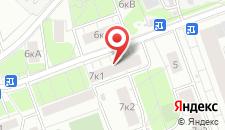 Мини-отель Персона на карте