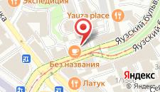 Хостел ХуторЪ на карте
