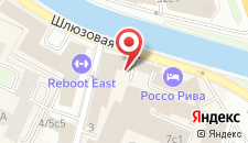Отель Катерина Сити на карте