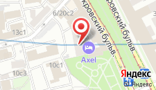 Хостел Бананас на карте