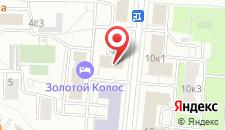 Гостиница Оксана на карте