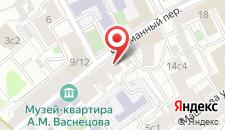 Отель На Курской на карте