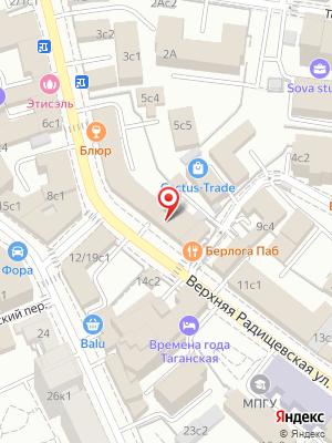 Travel Рестобар на карте