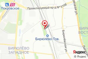 Адрес Водонапорная башня на карте