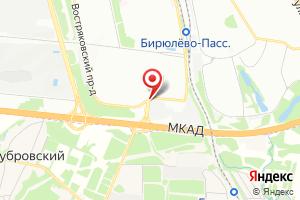 Адрес РЭВС № 9 на карте