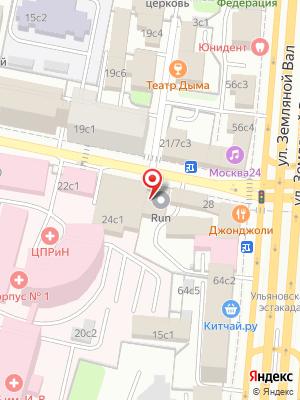ВьетКафе на карте