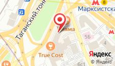 Отель Ларгус на карте