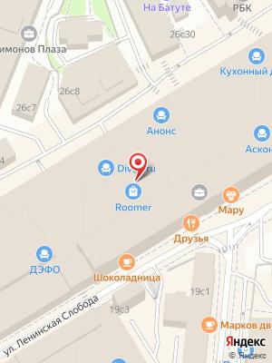 Kurkuma на карте
