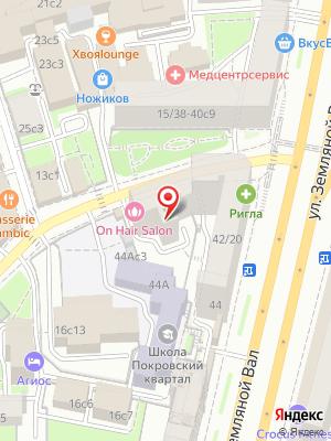 Кафе Мама я в Тбилиси на карте