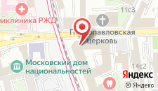 Отель Арс на карте