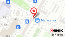 Гостиница Sweethotel на карте