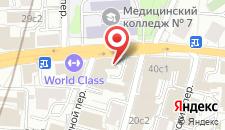 Бутик-Отель Румс на карте