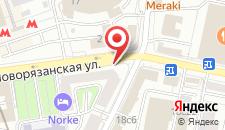 Мини-отель АСТ Отель на карте
