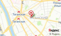 Адрес Сервисный центр RSS  (м. Таганская)