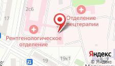 Гостиница При клинической больнице № 2 им. Семашко на карте