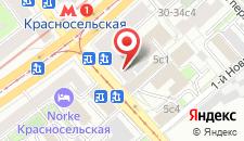 Гостиница Арка на Красносельской на карте