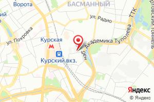 Адрес Управление технического надзора на карте
