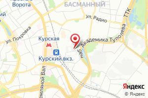 Адрес МосГаз на карте