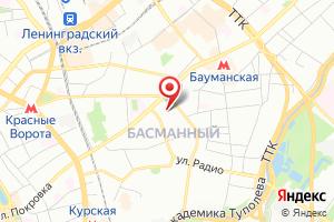 Адрес Инвестиционно-проектная группа Синэф на карте