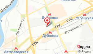 Адрес ГУ Московское РО ФСС РФ, филиал № 3