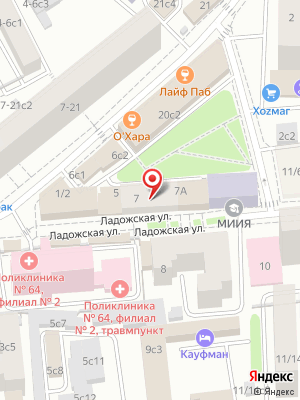 Донер Хаус на карте